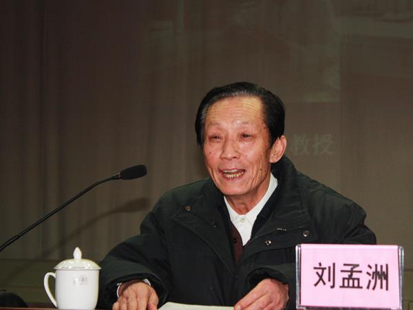 刘孟洲教授