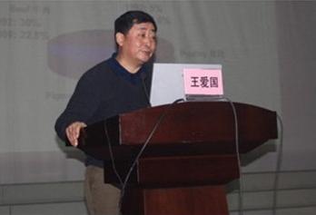 王爱国教授