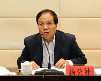 杨公社教授