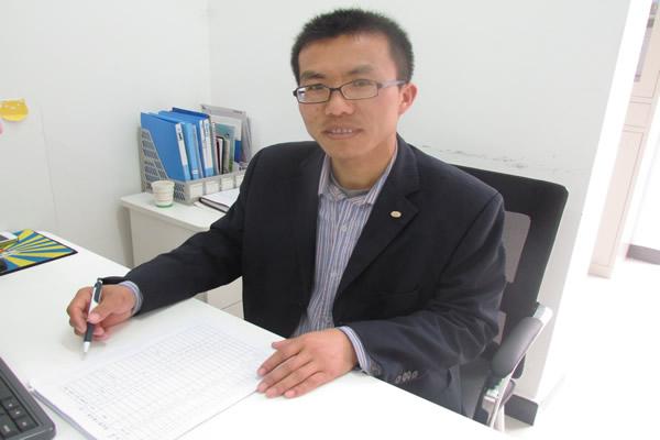 2012年度优秀管理者(男)