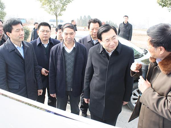 省委书记胡和平