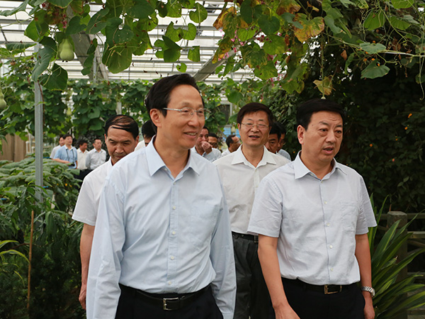 农业农村部部长韩长赋