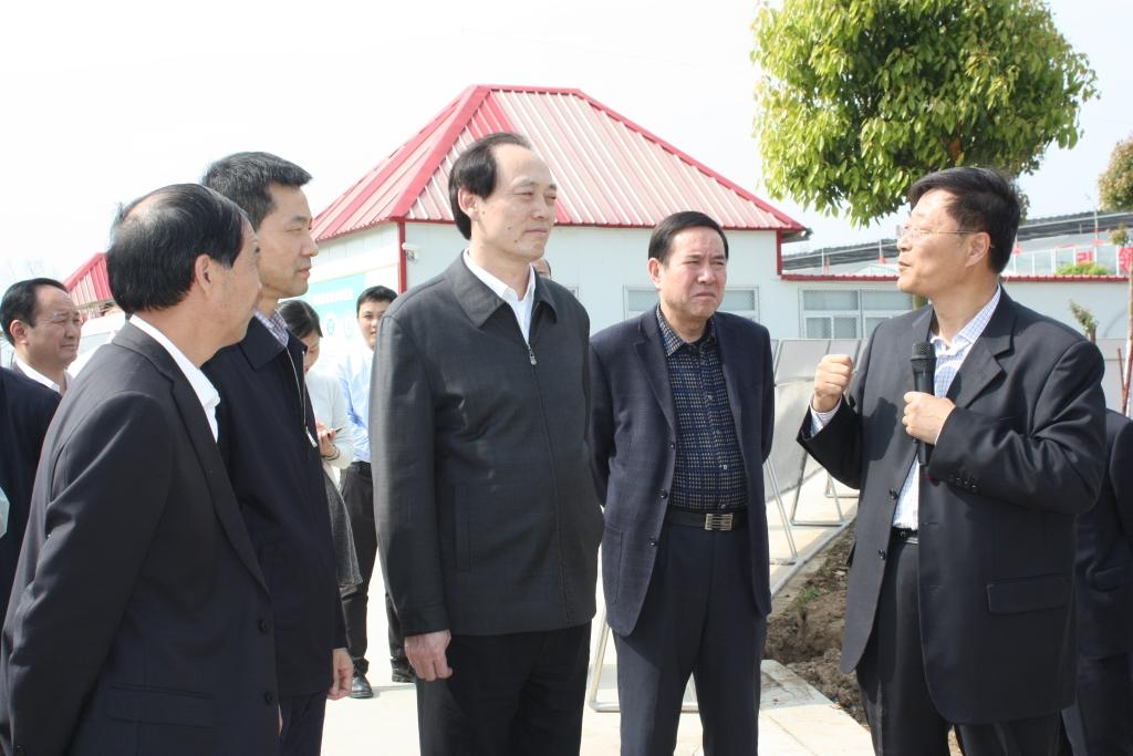 农业农村部副部长余欣荣